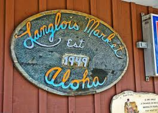 Langlois, OR: small coastal market with big Aloha Spirit