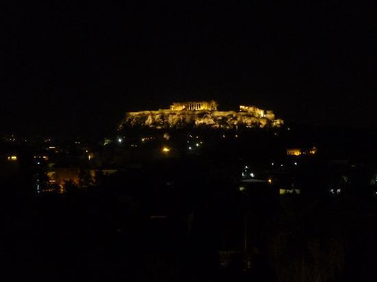 Eridanus Hotel: ´Desde el bar de la terraza !.