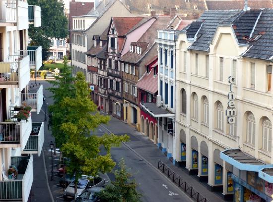 Mercure Colmar Centre Unterlinden : Rue de Rampart