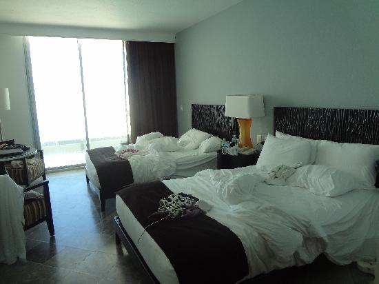 โรงแรมไฮแอทรีเจนซี่แคนคัน: Hyatt regency habitación
