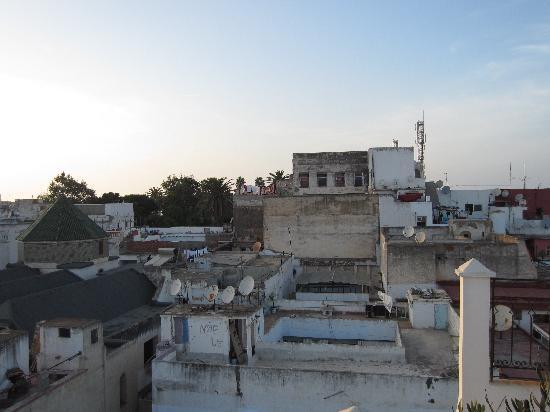 Riad Dar Mayssane : desde la terraza