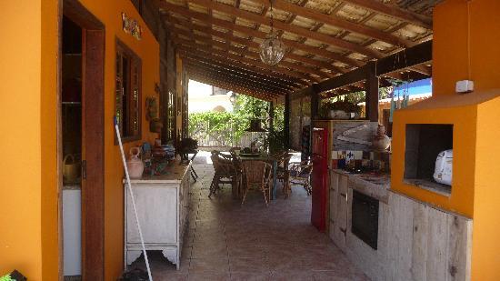 Casa Calexico: de porch van Audrey en Joop