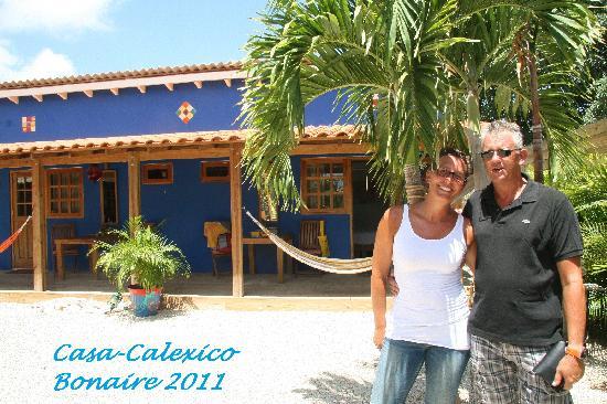 Casa Calexico: wij dus... ;)