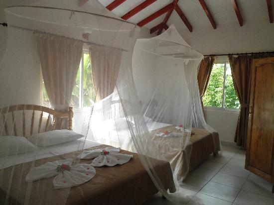 Villa Veuve: Room