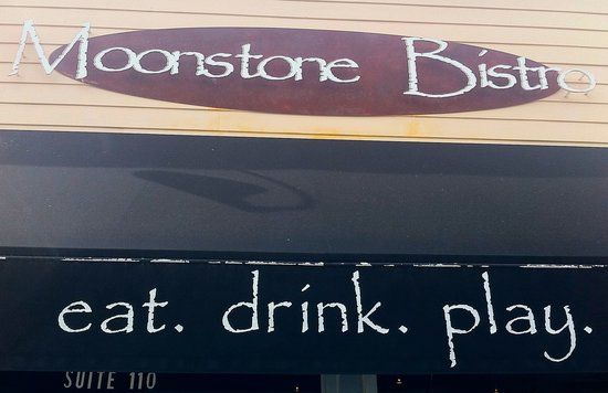 Moonstone Bistro by Rochelle Carr
