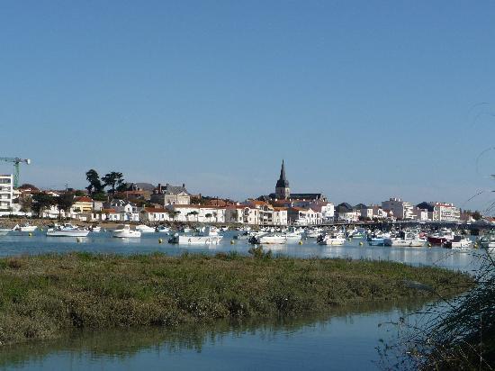L'Aiguillon-sur-Vie, Francia: ST GILLES CROIX DE VIE
