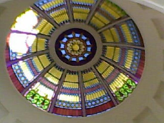 Florida Historic Capitol Museum: Dome inside Historic Capitol