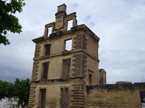 Le Petit Mas de Marie: Le château de la Tour d'Aigues