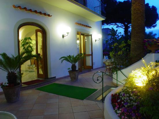 Hotel Villa Sirena: ingresso