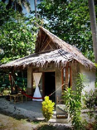 Fisherman's Cottage: Manta ray