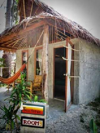 Fisherman's Cottage: Seahorse