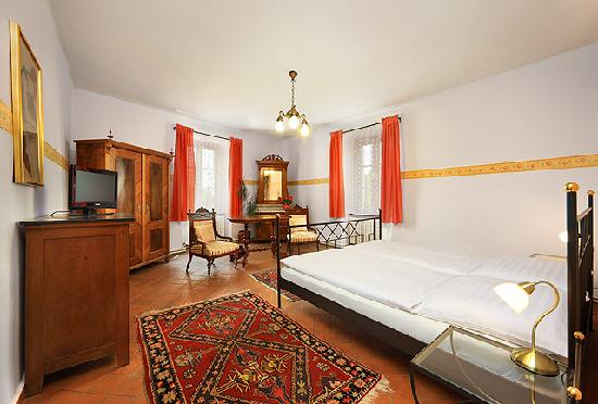 Pension Barbakan: Double Delux room