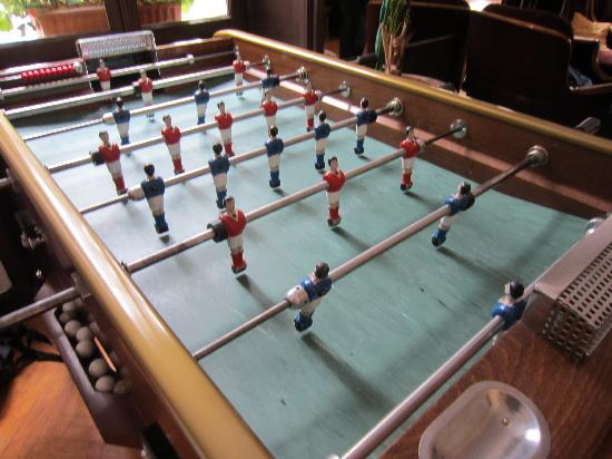 La Sapiniere: Table Football