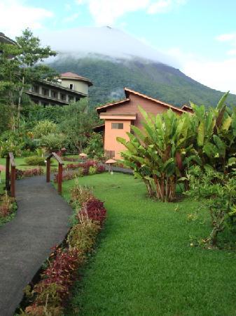 Hotel El Silencio del Campo: Vistas de la habitación