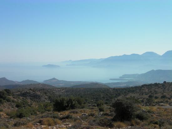 Safari Club Crete: One of many amazing views