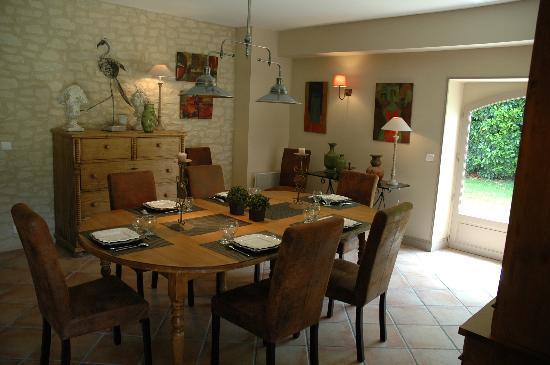 Au Picatal: La salle à manger