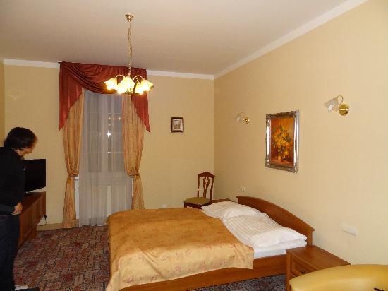 Hotel Panorama : Zimmer