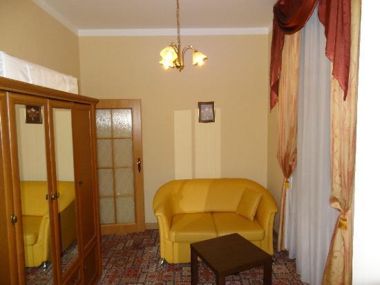 Hotel Panorama : Zimmer2