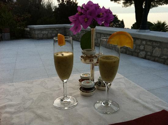 Hotel Villa Florida: Great Breakfast