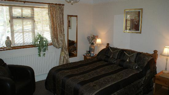 Auplands Guest House: Guest Bedroom