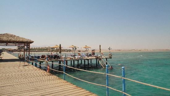 Amwaj Blue Beach Resort Spa Schnorcheln