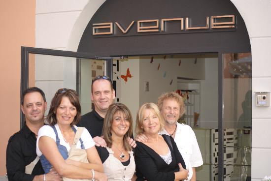 Avenue Hotel: week end entre amis