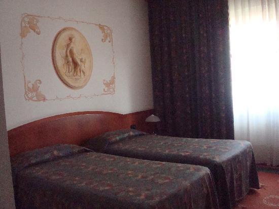Hotel Plaza Padova: Chambre 216, Hôtel Plaza, Padoue