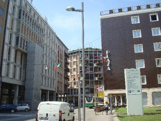 Hotel Plaza Padova: Corso Milano, 40, Padova