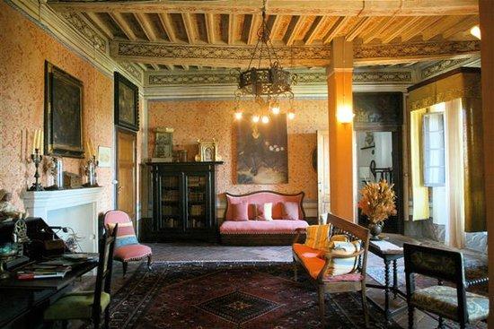 Villa il Poggio : interno