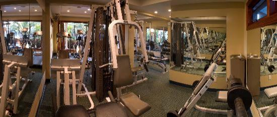Ocean Palms Beach Resort: Fitness Center