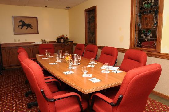 Tour des Voyageurs: Conference room