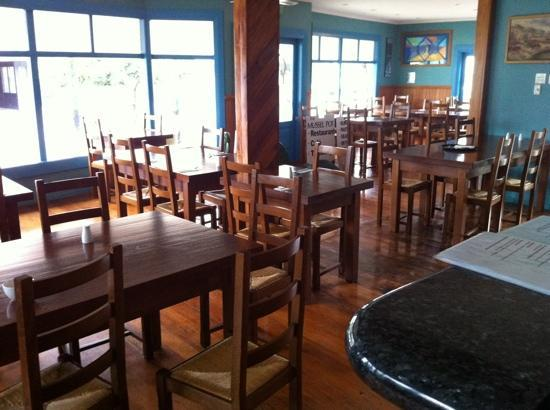 Havelock, New Zealand: interno-inside