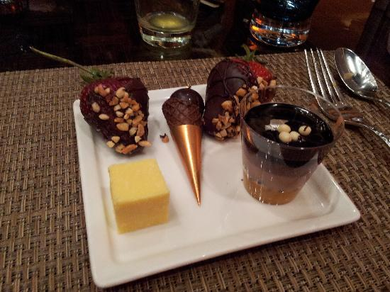 Breakfast Dessert Selection From Many Others Picture