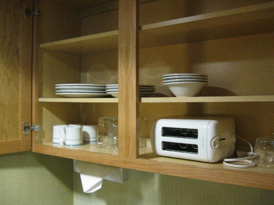 Homewood Suites by Hilton London Ontario: nice extras