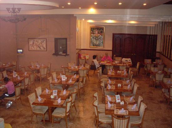 Plaza Paitilla Inn: COMEDOR hOTEL pLAZA paitilla