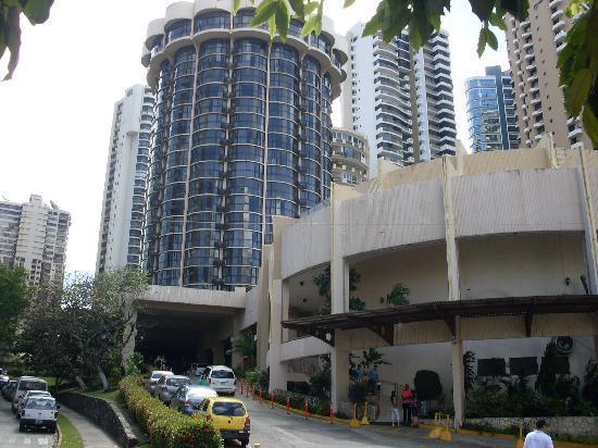 Plaza Paitilla Inn: FACHADA HOTEL PLAZA PAITILLA