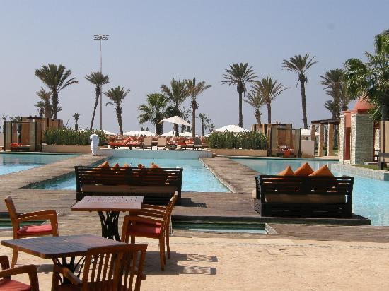 Sofitel Agadir Royal Bay Resort: Sofitel Pool