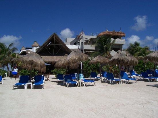 Pez Quadro Beach Club: Great place to visit