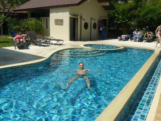 Samahita Retreat: Swimming Pool