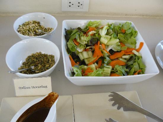 Samahita Retreat : Food