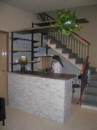 Hotel Sofia: Reception