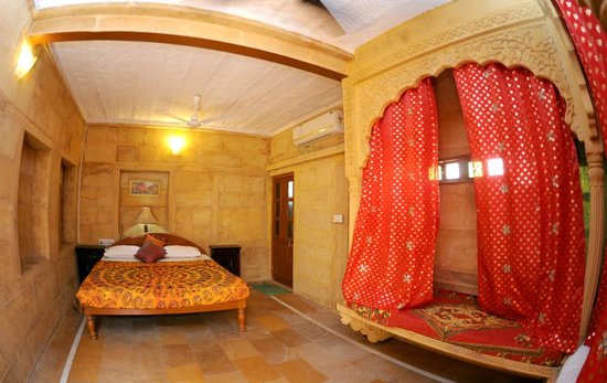 Backpacker Panda Oasis - Jaisalmer: Hotel Oasis Haveli