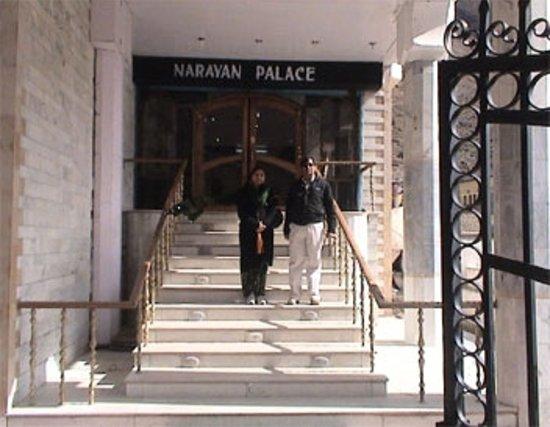 Badrinath, India: Hotel Narayan Palace