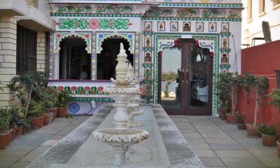 Hotel Panna Vilas Palace
