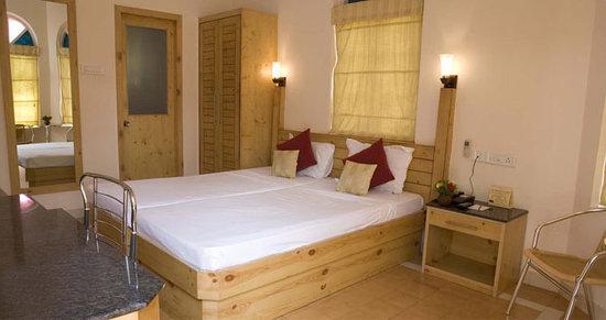 Verca le Palms Beach Resort: Hotel Varca Beach Resort Goa