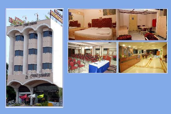 Hotel Saratha Rajans