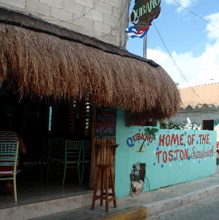 Qubano Restaurant: Qubano