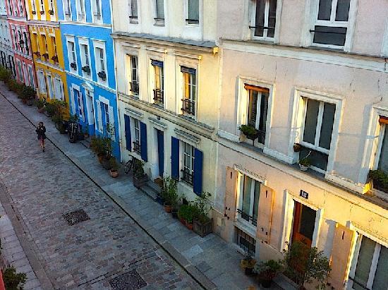 L'Hotel Particulier : La rue ...