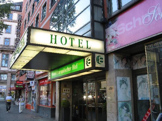 Hotel Europaischer Hof Buchen