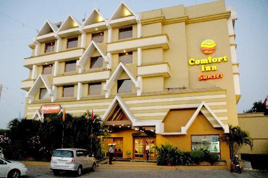 Comfort Inn Sunset: Hotel Choice Inn Sunset